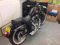 Harley-Davidson XLH 883 Hugger 2001/Y