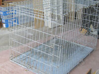 Jumbo dog cage 2 available