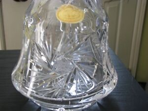 Bohemian Crystal(ANTIQUE)Wine Decanter or Alcohol bottle cont Gatineau Ottawa / Gatineau Area image 5