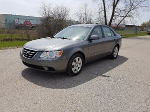 2009 Hyundai Sonata LOW KM / SAFETY / E-TEST / WARRANTY