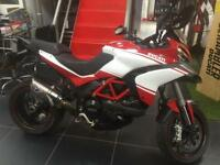 DUCATI MULTISTRADA 1200 PIKES PEAK WITH A HUGE SPEC AND LOW MILEAGE !!