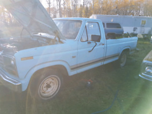 1983 2wd ford almost no rust