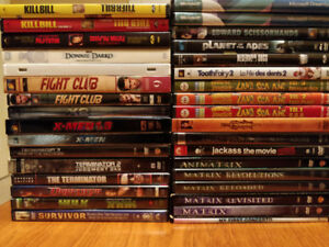 Lot of 39+ DVD Movies Action Comedy
