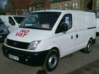 597ab51f3f1564 2009 LDV MAXUS VAN SWB 2.5 CDI 2.8T 95ps Diesel