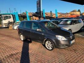 2010 Vauxhall Zafira 1.9 CDTi 16v Elite 5dr
