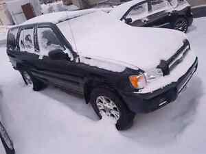 2001 NISSAN PATHFINDER ** PART OUT **