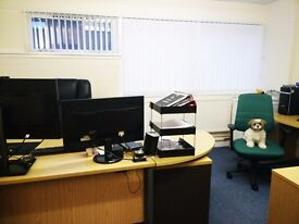 The Perfect Small Office - Available August