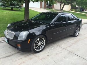 2006 Cadillac CTS $6,800!