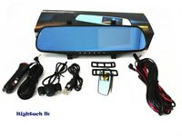 "Car DVR Video Recorder Camcorder plus Reverse Camera 4.3 ""1080P"