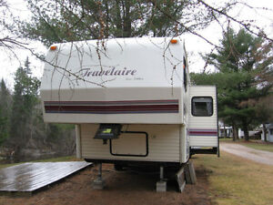 Selling a 1995 5th Wheel Camper