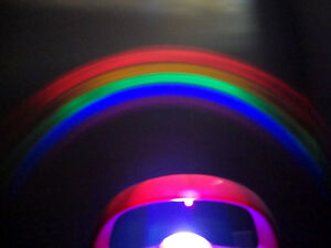 Kids Rainbow Bedroom Desk Lamp - Awesome! -Brand New Kitchener / Waterloo Kitchener Area image 3