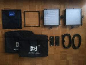 Bowens Daylight LED 2-Light Kit