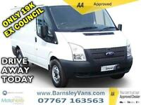 2014 Ford Transit T330 SWB LOW ROOF Panel Van Diesel Manual