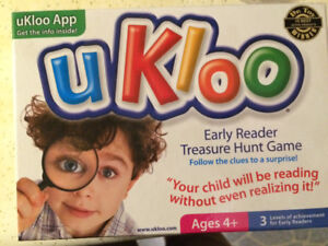 Ukloo Learn to read Game