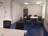 Co-Working Offices in (Shoreditch-N1) - London Co-working Office Space