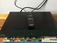 Sony 3D Bluray Player Surround Sound Home Cinema