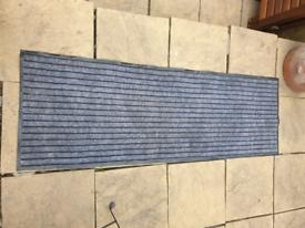 Long non slip rubber, carpet bathroom/kitchen!
