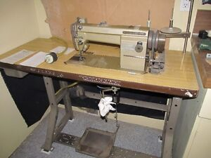 MITSUBISHI INDUSTRIAL SEWING MACHINE 220 VOLT