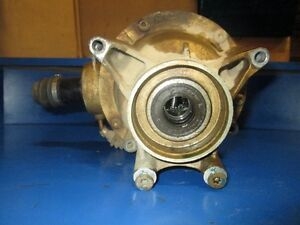 CAN AM OUTLANDER 800 DIFFERENTIAL GOOD USED Prince George British Columbia image 2