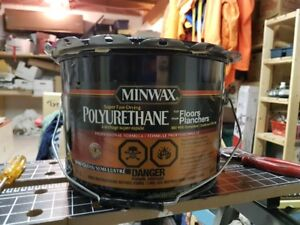 Minwax Poly Floor Varnish