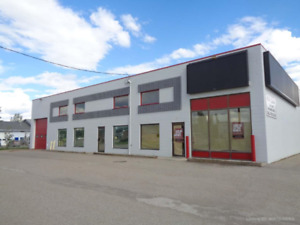 **FOR SUBLEASE** Warehouse/Office/Retail space in Edson, AB