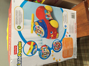New! Fisher Price See N Say Ride on just reduced! Kitchener / Waterloo Kitchener Area image 2