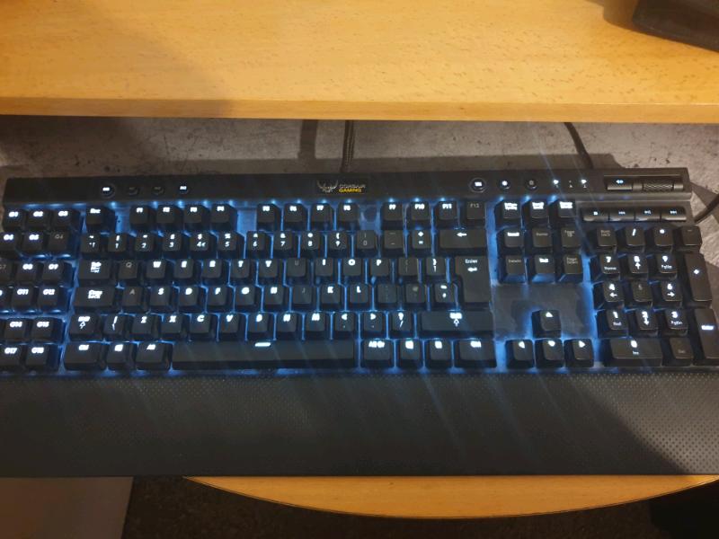 Corsair K95 mechanical keyboard | in Westbury, Wiltshire | Gumtree