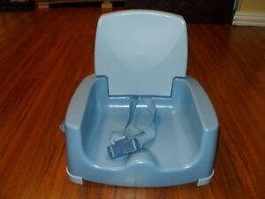 Baby booster seat/chair