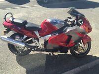 Swap Suzuki hayabusa not Honda Yamaha Kawasaki harley