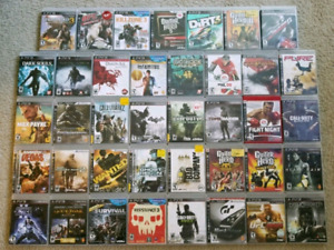 Playstation 3 500GB+40 Games+2 Controllers