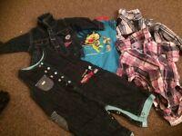 Bundle 9-12 months boy baby clothes