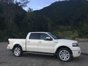 2008 Ford F-150 Limited 4x4