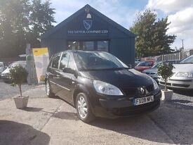 Renault Scenic 1.5 DCI 86 EU4 DYNAMIQUE (black) 2008
