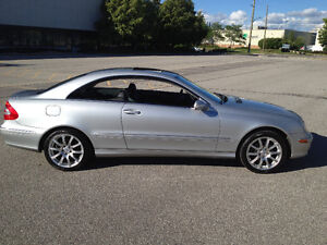 2005 Mercedes CLK 320 ready to drive!