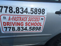 BEST DRIVING SCHOOL/DRIVING INSTRUCTOR ALL VANCOUVER-LOW PRICED-