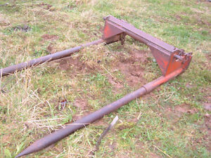 backend hay carrier