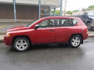 Automatic Jeep Compass 2008
