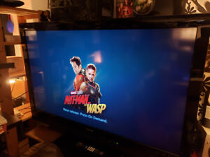 """Sony 52"""" LCD Television - Very Nice!"""
