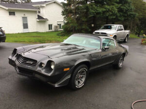 1981 Z-28 numbers matching
