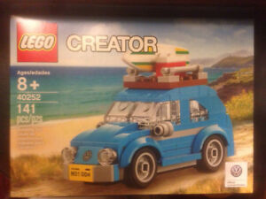 *Lego Mini VW Bettle