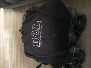 University Hoodies gently used. Great condition. No stains