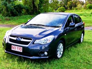 Subaru Impreza 2014 AWD