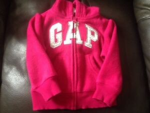 Baby Gap girl's clothes
