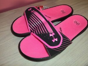 Brand New Women's Under Armour Sandals Size: 10