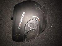 Men's motorcycle helmet size Small