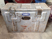 1945 Tin Carry Box