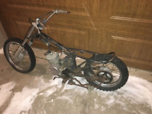 Honda 50 MR rare two year only