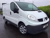 Renault Trafic 2.0dCi ( EU5 ) ( Eco ) SL27 Phase 3 ( Sat Nav ) SL27dCi 115 2014