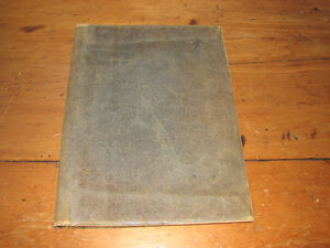 Antique Leather Stationery Folder Peterborough Peterborough Area image 2