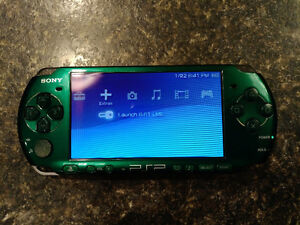 Special Edition Metal Gear Solid PSP with Custom Firmware